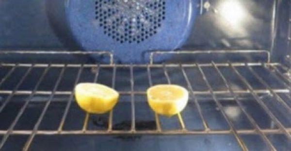 ΤΕΛΕΙΟ: Βάζει ένα λεμόνι στο φούρνο – Μόλις δείτε γιατί, θα το κάνετε κι εσείς ΑΜΕΣΩΣ…