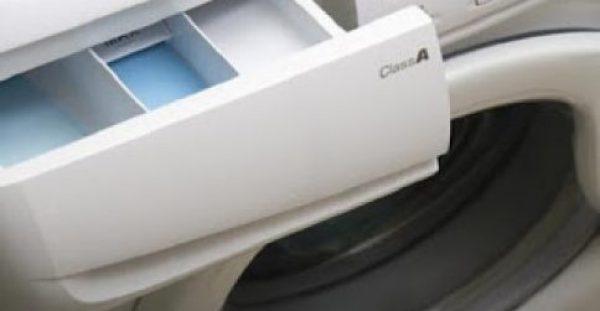 ΕΤΣΙ θα καθαρίσετε τη μούχλα από το συρτάρι απορρυπαντικού του πλυντηρίου ρούχων