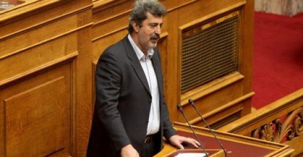 Οργιο μίζας, κομπίνας και μαύρων υπερτιμολογήσεων κατήγγειλε ο Πολάκης