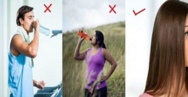 Μας είπαν ότι είναι Καλό να Πίνουμε Πολύ Νερό. Δεν μας Είπαν όμως, το Πιο Βασικό…