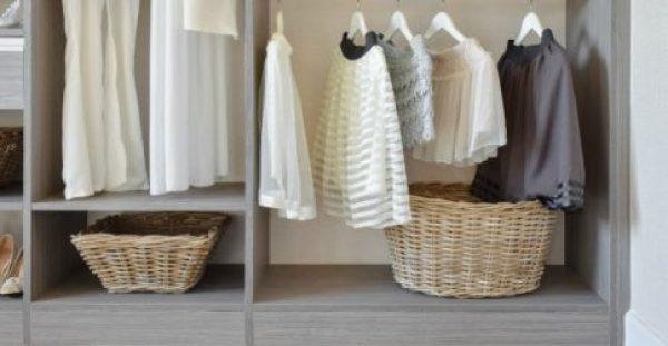 Μοσχομυρωδάτα Ρούχα και Ντουλάπα στο Λεπτό