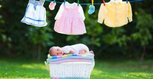 Στους πόσους βαθμούς πλένουμε τα βρεφικά & παιδικά ρούχα