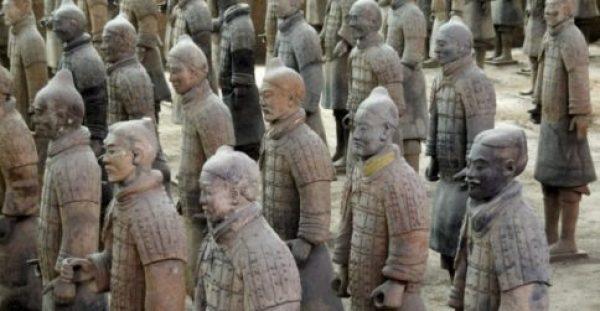 Οι Έλληνες τεχνίτες πίσω από τον περίφημο πήλινο στρατό της Κίνας