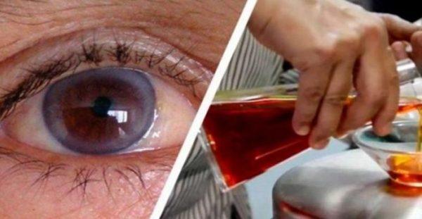 Πετάξτε ΤΩΡΑ το γυαλιά σας: Αυτό το συστατικό θα βελτιώσει την όραση σας κατά 97% με εντελώς ΦΥΣΙΚΟ τρόπο!
