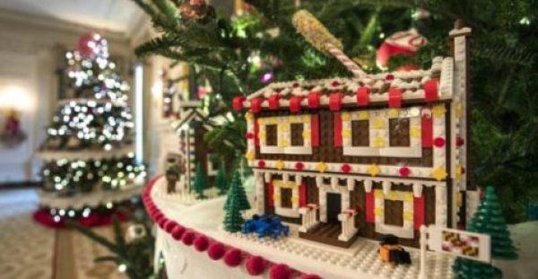 15 Εικόνες των Χριστουγεννιάτικων Στολισμών του Λευκού Οίκου