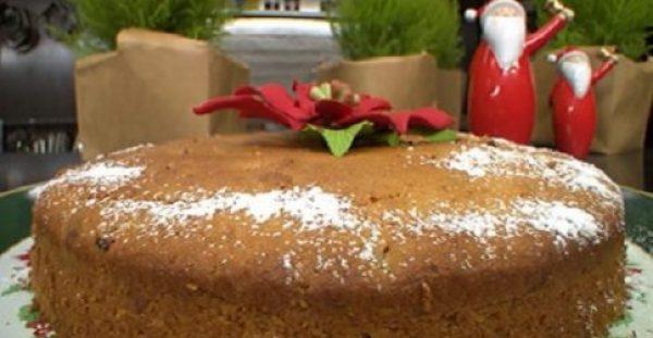 Βασιλόπιτα κέικ, ή τσουρέκι; Δείτε πόσες θερμίδες έχουν