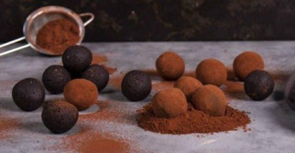 Κι Όμως Αυτά τα «Σοκολατάκια» θα σας Δώσουν Απίστευτη Ενέργεια