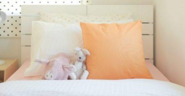 Δωμάτια με Φωτεινά Χρώματα, που Κόβουν την Ανάσα!
