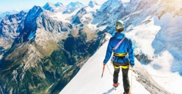 Μια Ελληνίδα Ετοιμάζεται να Κατακτήσει την Κορυφή του Έβερεστ