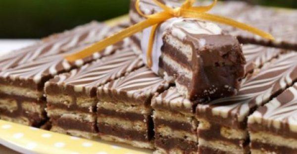 Φτιάξτε Γκοφρέτες με Σοκολάτα και Φυστικοβούτυρο