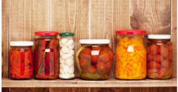 21 Έξυπνα Κόλπα Αποθήκευσης Τροφίμων που θα σας Γλιτώσουν Πολλά Χρήματα