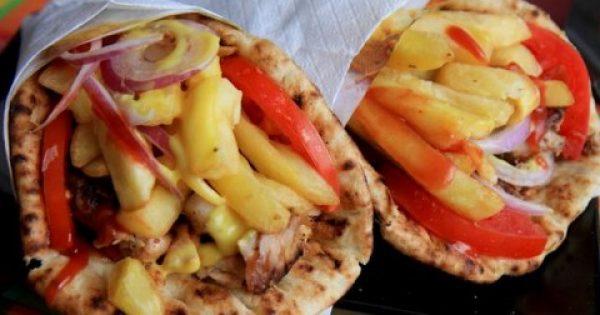 Διατροφική «βόμβα»-Πόσες θερμίδες έχει τελικά μια πίτα με γύρο