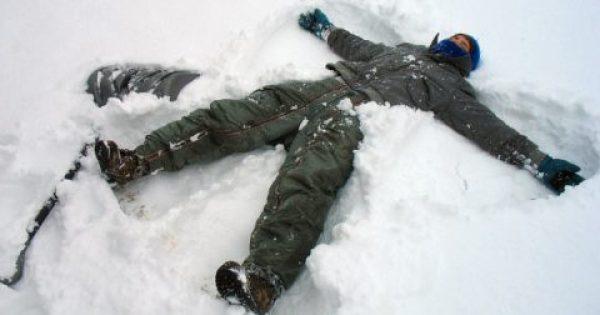 Γιατί παθαίνουν πιο εύκολα έμφραγμα οι άντρες όταν χιονίζει πολύ