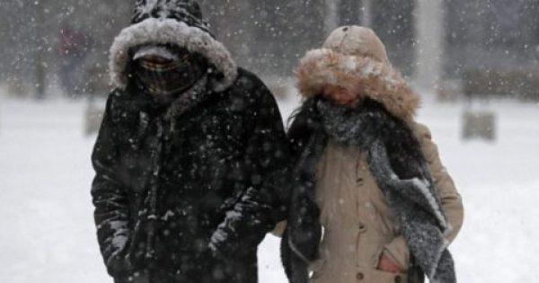 Γιατί παθαίνουν πιο εύκολα έμφραγμα οι άνδρες όταν χιονίζει πολύ;