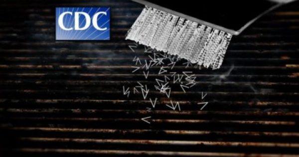 Τσικνοπέμπτη: Άγνωστος κίνδυνος από το καθάρισμα της σχάρας