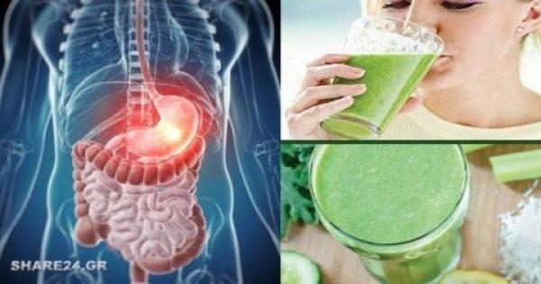 Αποτοξινώστε το Σώμα Σας Μέσα σε 3 Μέρες (Πρόληψη Καρκίνου, Απώλεια Λίπους και Ενυδάτωση!)