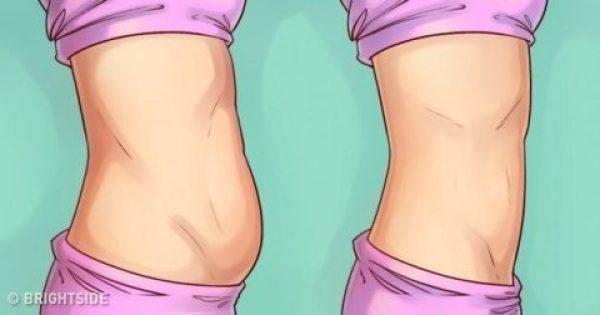 Αυτή η δίλεπτη κινέζικη τεχνική θα σας κάνει να χάσετε λίπος από την κοιλιά άμεσα