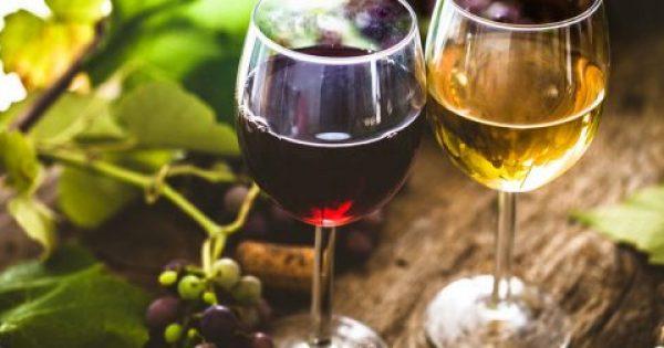 Κρασί: Ποια είναι τα οφέλη του ανάλογα με το χρώμα του