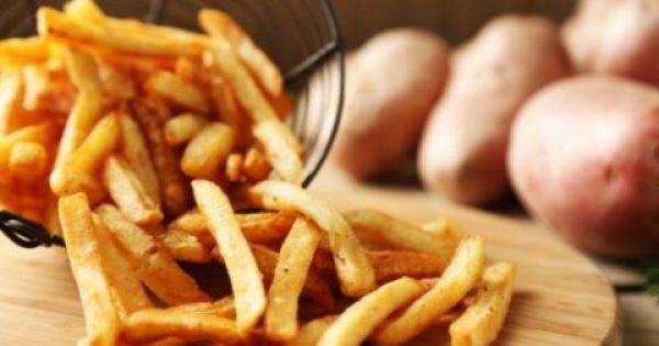 Οι Βέλγοι Κάνουν τις Καλύτερες Τηγανιτές Πατάτες και Αυτή Είναι η Συνταγή τους!