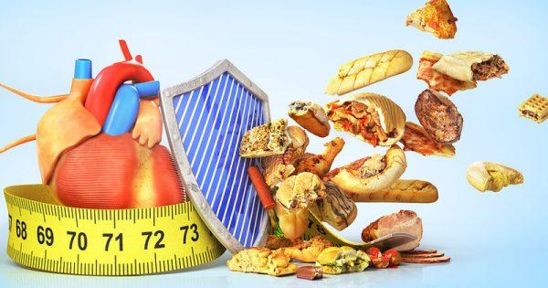 Οι 10 χειρότερες τροφές για την υγεία της καρδιά σας!