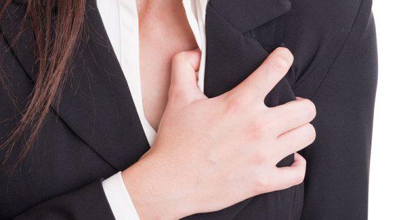 Γυναίκες & έμφραγμα: 5 τρόποι για να μειώσετε τον κίνδυνο