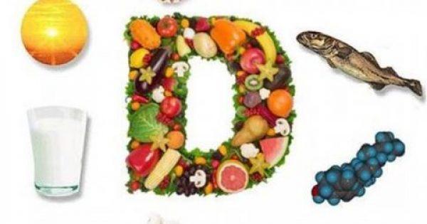 Βιταμίνη D. 10 συμπτώματα που μας δείχνουν την ανεπάρκεια σε βιταμίνη D.