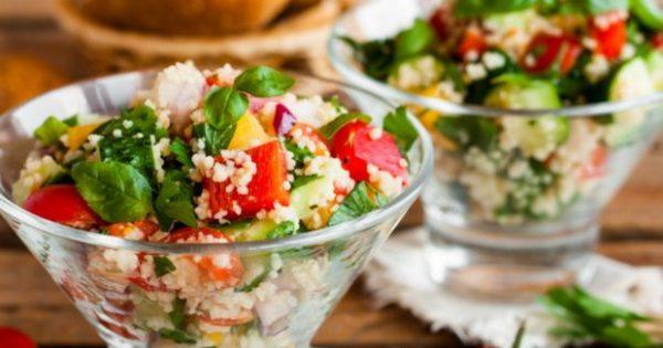 Ξεκινήστε την Εβδομάδα με την πιο Νόστιμη και Υγιεινή Σαλάτα
