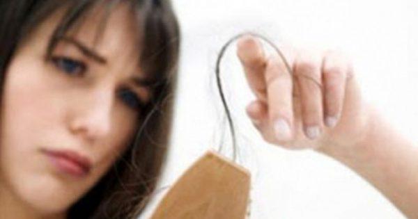 3 προβλήματα υγείας που φαίνονται στα μαλλιά
