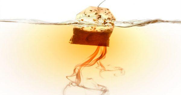 Κάντε Αυτά τα 5 Πανέξυπνα Πράγματα με τα Χρησιμοποιημένα Φακελάκια Τσαγιού