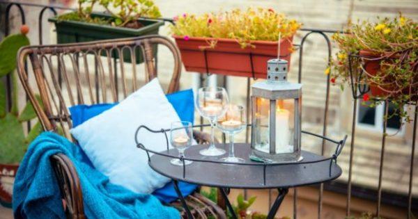 Έτσι θα Ξαναφέρετε την Άνοιξη στο Μπαλκόνι σας Μετά από Έναν Χειμώνα