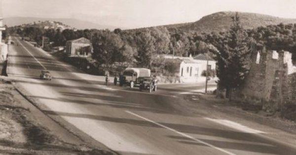 Ο αρχαιότερος δρόμος στην Ελλάδα και για πολλούς και στην Ευρώπη. Άντεξε στον χρόνο και έχει φωτεινή ιστορία