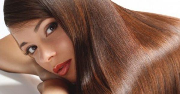 Πανεύκολο tip για ολόισια μαλλιά χωρίς κανένα εργαλείο ισιώματος!