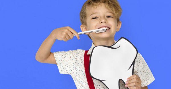 Στοματική υγεία παιδιού: Οδηγίες για σωστό βούρτσισμα των δοντιών