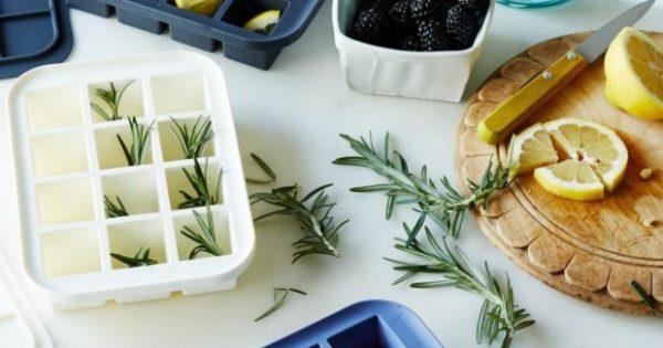 Φτιάξτε ένα Ολοκληρωμένο Πιάτο Μόνο με μια Παγοθήκη! (VIDEO)