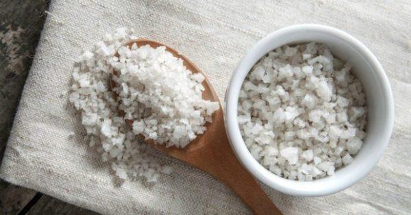 6 Πράγματα που Μπορείτε να Καθαρίσετε με Αλάτι!