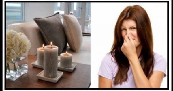 5 Tips για να μυρίζει όμορφα το σπίτι σου!