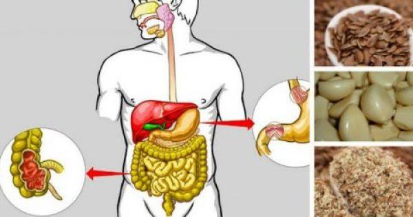 5 τροφές που θα καθαρίσουν γρήγορα και φυσικά το πεπτικό σας σύστημα και θα χάσετε και κιλά!