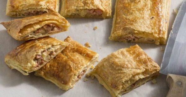 Λουκανικοπιτάκια με Μήλα: Τέλεια Συνταγή για το Απόγευμα της Παρασκευής
