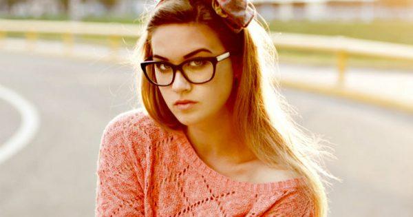 Super Sos! 10 make up tips & tricks για κορίτσια που φοράνε γυαλιά…