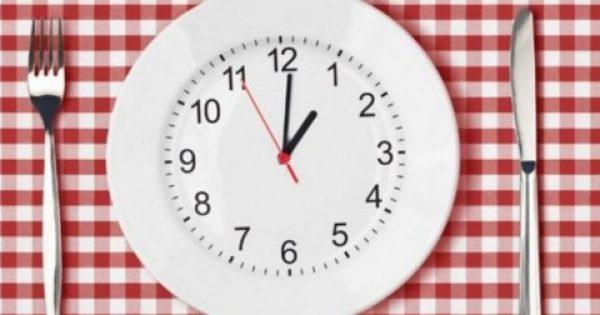 Τι δεν πρέπει να τρώτε μετά τις 10 το βράδυ