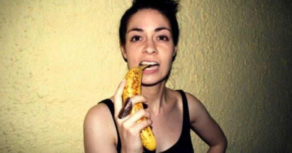 Έτρωγε μόνο μπανάνες για 12 ημέρες! Το αποτέλεσμα θα σας σοκάρει!