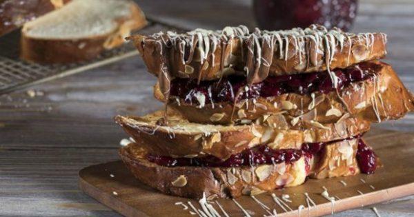 Φτιάξτε για Πασχαλινό Πρωινό…Τσουρέκι Σάντουιτς