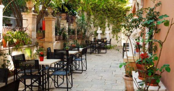 5 Καταπράσινα Καφέ στο Κέντρο της Αθήνας