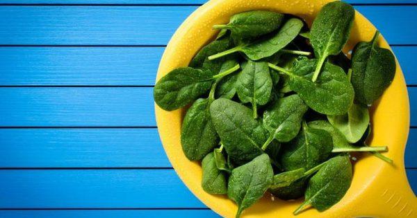 Χορτοφαγικές τροφές που έχουν περισσότερο σίδηρο από το κρέας!