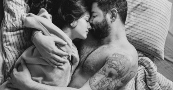 Ημερεύει ο άνθρωπος όταν αγαπιέται.