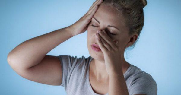 Έχετε μπούκωμα; Καταρροή; «Βαρύ» κεφάλι; Τα βασικά για την ιγμορίτιδα