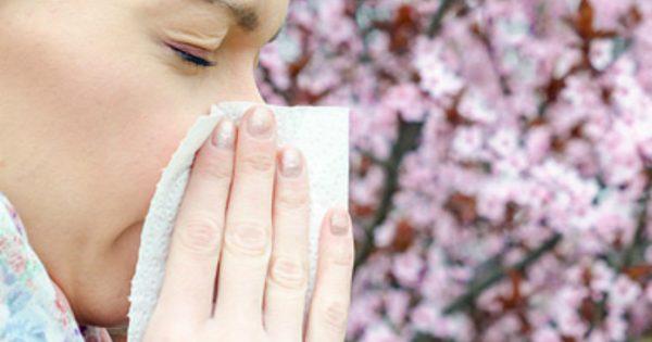 Αλλεργίες της άνοιξης: Πώς θα επιβιώσουμε