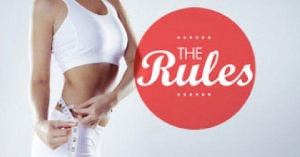 Οι 10 βασικοί κανόνες του αδυνατίσματος! Ακολούθησέ τους και χάσε κιλά χωρίς δίαιτα