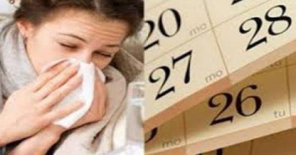 Ο μήνας που γεννηθήκατε αποκαλύπτει από τι θα αρρωστήσετε