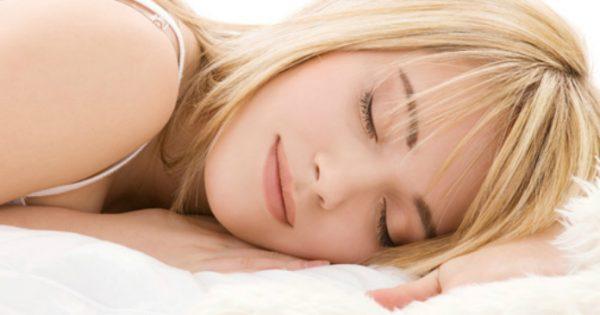 Ο ύπνος μας χαρίζει υγεία και ομορφιά!